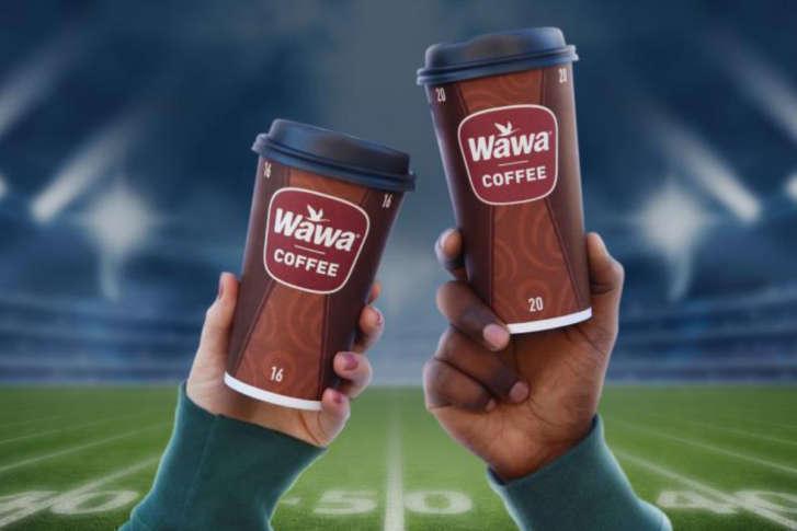 Free Coffee at Wawa on Super Bowl Sunday