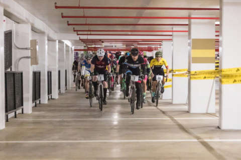 Underground bike races return to Crystal City with new name