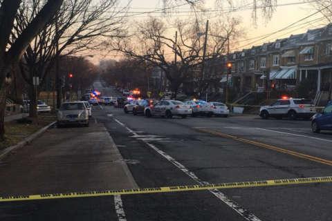 US Park Police officer accidentally shot in Northwest DC