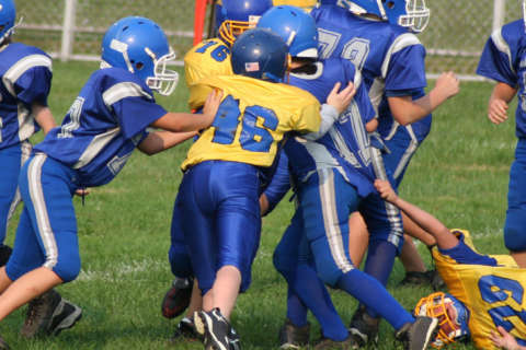 Maryland to introduce bill to ban tackle football under age 14