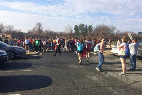 More area school systems prepare for Wednesday walkout