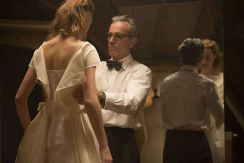 Movie Review: PT's 'Phantom Thread' unravels despite Day-Lewis' final role