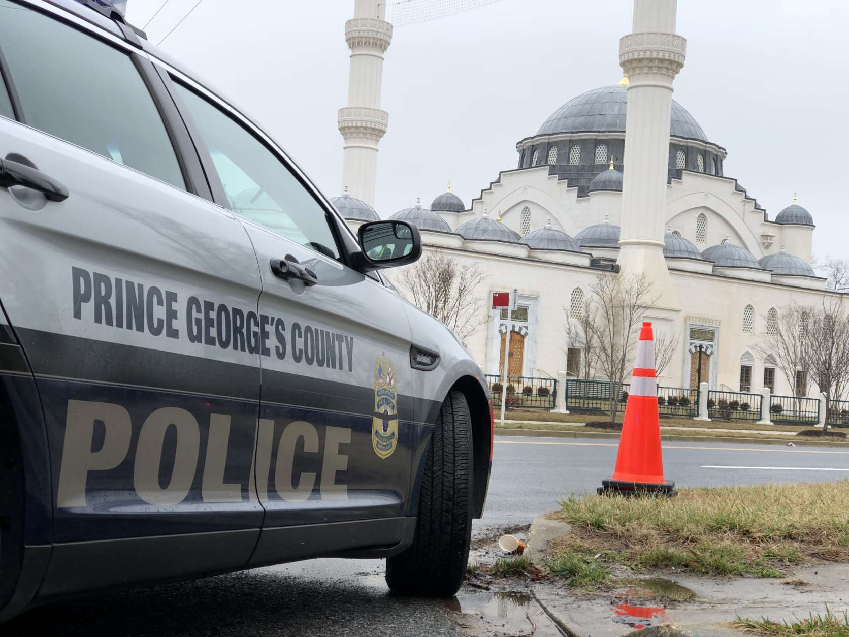 Services for Ramzziddin, a devout Muslim, were private. (WTOP/Kate Ryan)