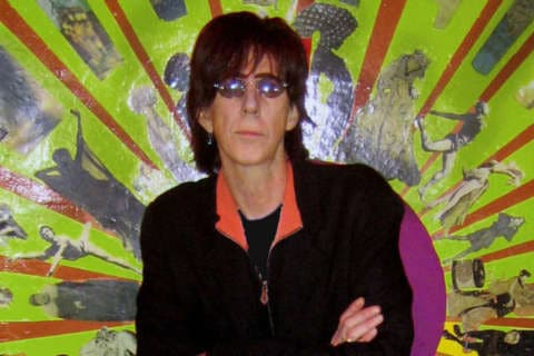 Ric Ocasek, lead singer of The Cars, found dead in New York