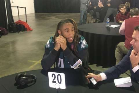 Before the Eagles, speedy Ronald Darby dominated in Maryland