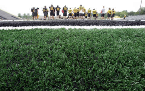 Md. bill calls for end of synthetic turf use