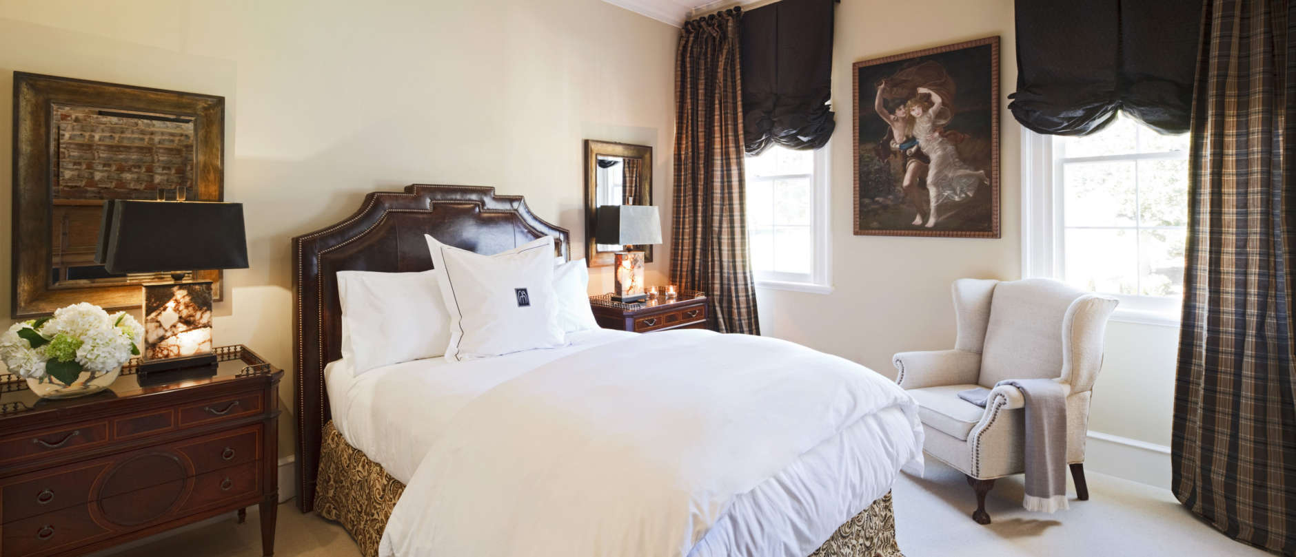 The Inn at Willow Grove is located in Orange, Virginia, just a little under two hours from D.C. (Courtesy The Inn at Willow Grove)