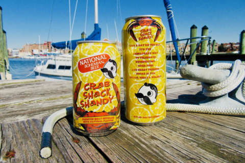 A new Natty Boh: Crab Shack Shandy