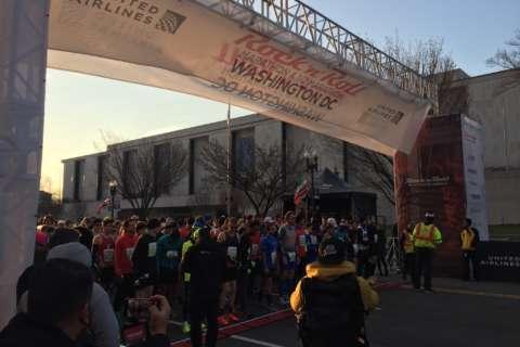 Runners rocked around DC at annual Rock 'n' Roll Marathon