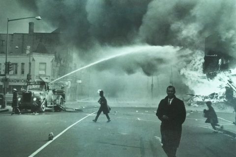 Under fire: Retired police, firefighters remember 1968 DC riot flashpoints