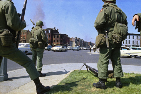 DC Uprising: A timeline of the 1968 riots