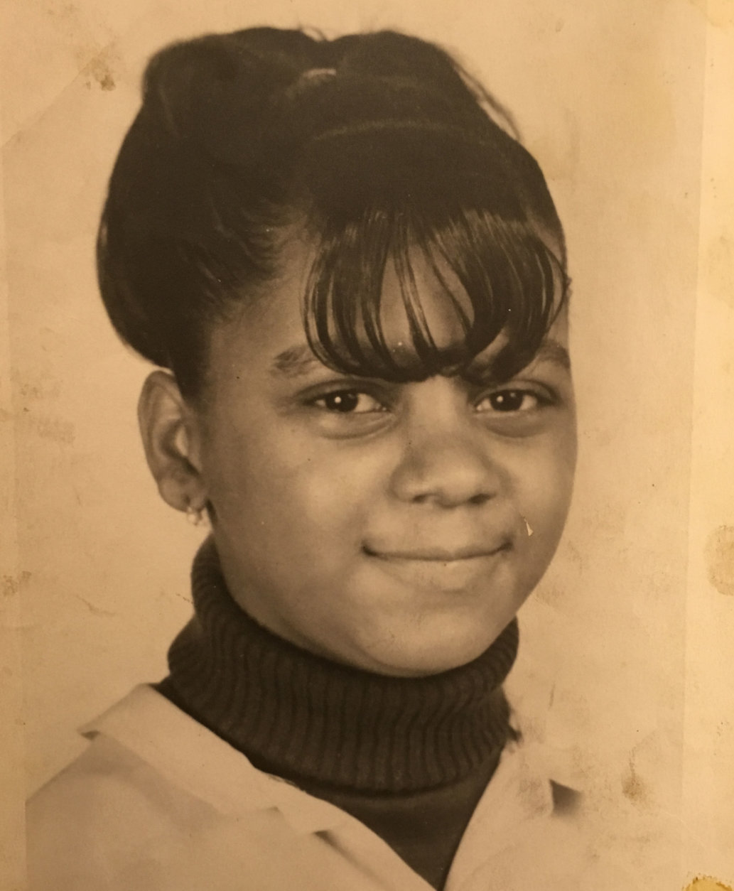 "Vanessa Lawson Dixon was 13 when her brother vanished. The long years of waiting for her brother to come home and then finding his body in the store around the corner ""changed everything else about my family,"" she said. (Courtesy Vanessa Lawson Dixon)"