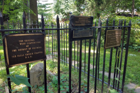 Boundary Stones: The quest to save DC's 1st federal monuments