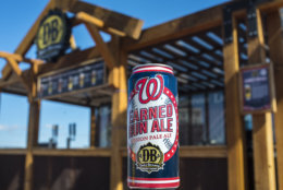 Earned Run Paul Ale is made with Maris Otter, Pale Ale and Torrified wheat malts, Bravo, Citra, Amarillo and Centennial hops and has an alcohol content of 4.2 percent.  (Credit: Devils Backbone)