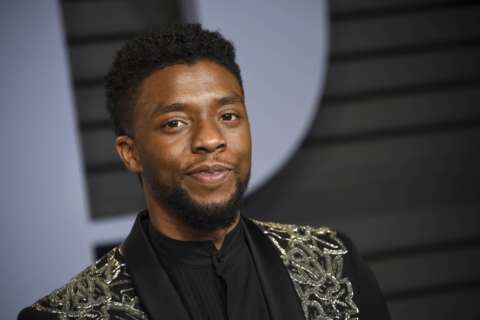 'Black Panther' star Boseman to address Howard commencement