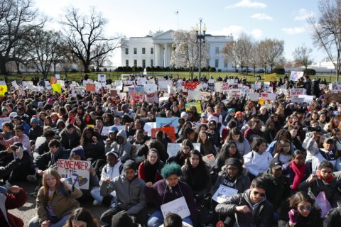 March For Our Lives: Road closures and parking changes