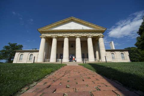 Work on national cemetery's Arlington House begins next week