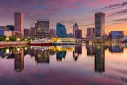 In Baltimore, 20.7 percent of home sales in the second quarter were distressed sales, the highest percentage in the nation among cities with a metropolitan area population of 1 million or more. (Thinkstock)