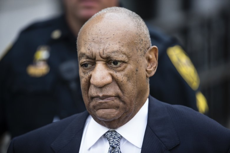 22, 2017, file photo, Bill Cosby departs after a pretrial hearing in his  sexual assault case at the Montgomery County Courthouse in Norristown, Pa.