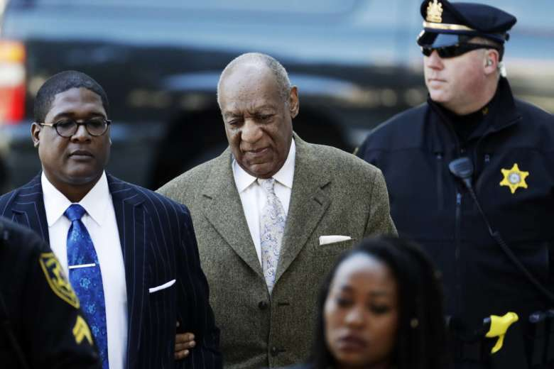 Bill Cosby back in court for hearing ahead of sex assault retrial