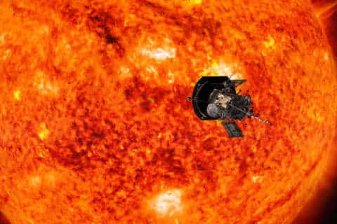NASA has the hottest ticket in town — a trip to the sun