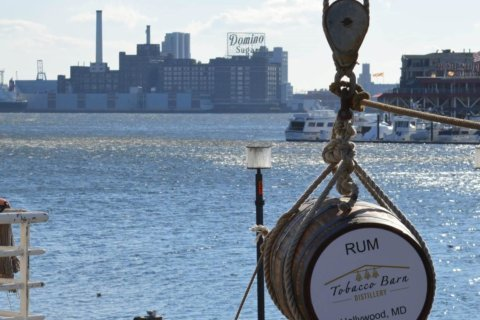 Drink like a sailor: Rum aged on Navy vessel keeps historic ships afloat