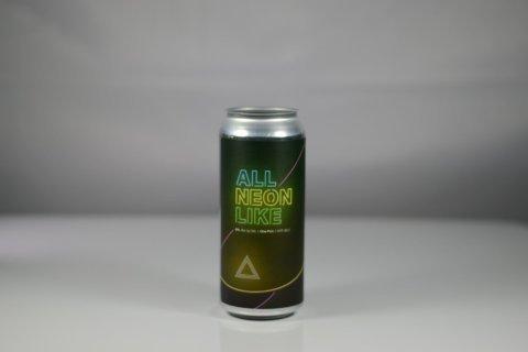 WTOP's Beer of the Week:  Triple Crossing All Neon Like IPA