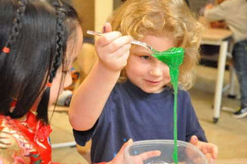 Making 'medicine' at a young age: Day care curriculum highlights STEM
