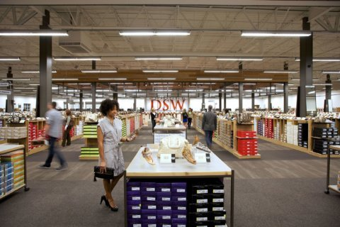 DSW joins string of new retailers at The Mall at Prince Georges