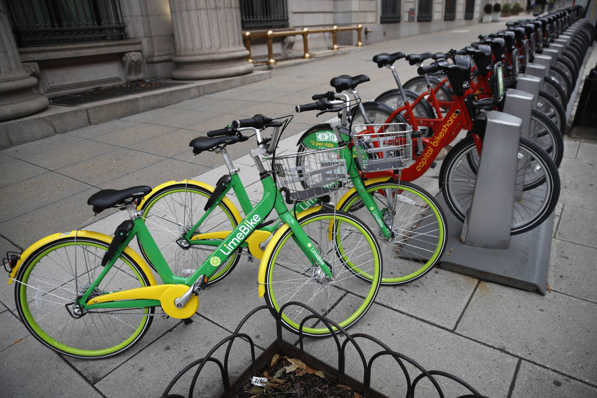 EXCLUSIVE: Dockless bike, scooter surge on way as 12