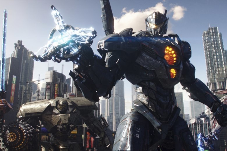 The Preview Reel: Pacific Rim: Uprising and Sherlock Gnomes