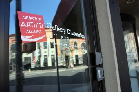 Clarendon art gallery to open in former Fuego space