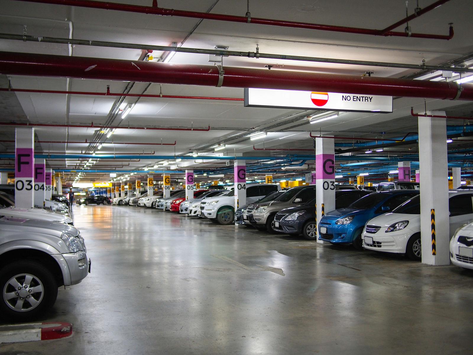 Dc Office Parking Isn T Cheap But It S No Manhattan Wtop