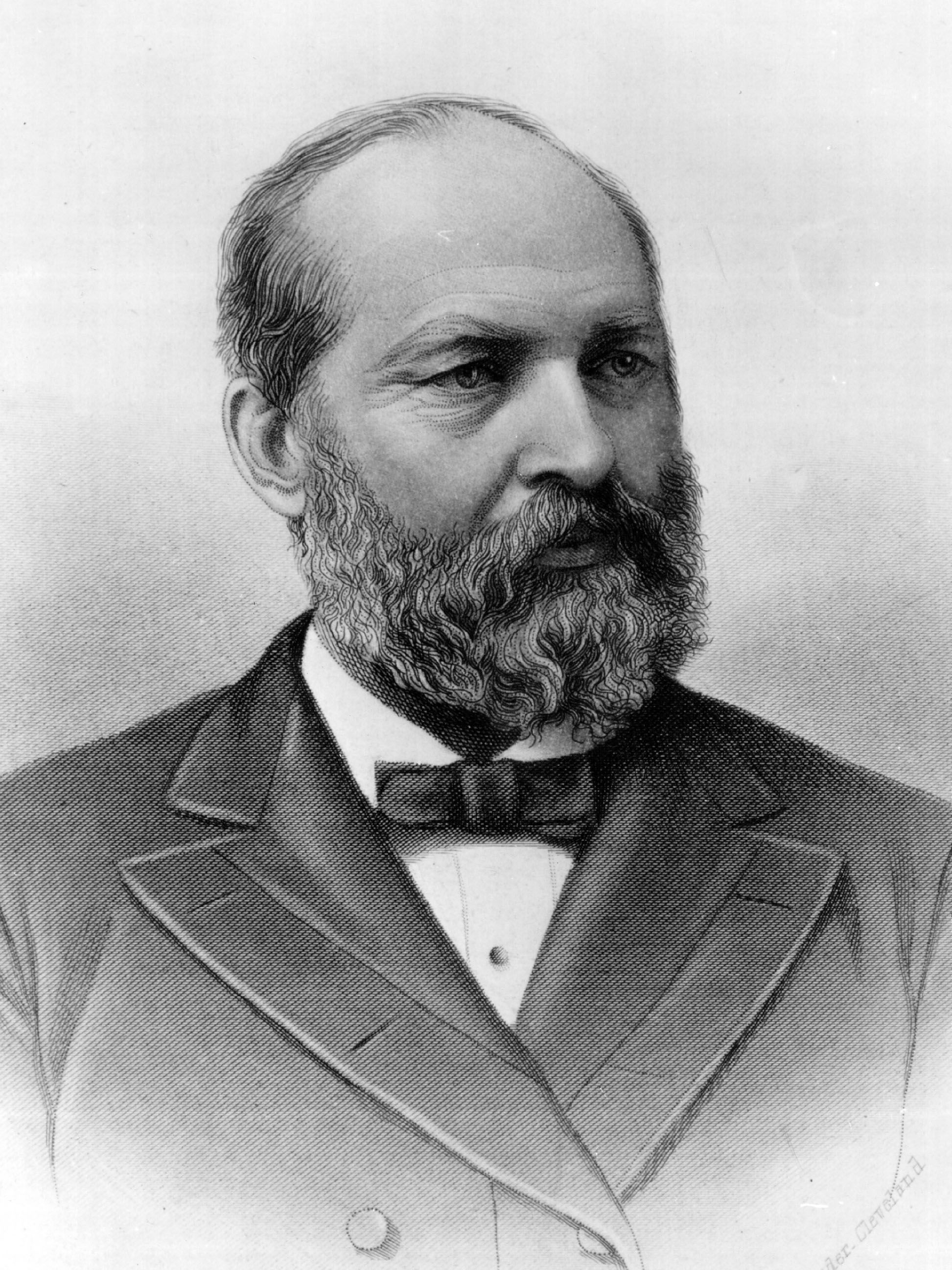 james garfield accomplishments