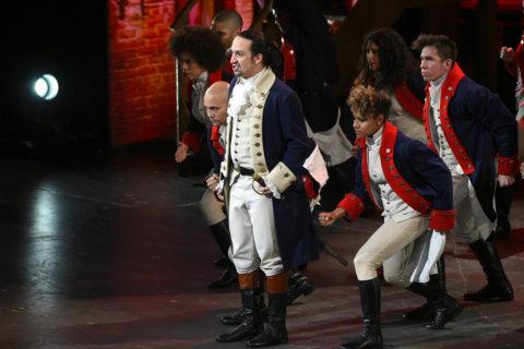 Kennedy Center announces single tickets for 'Hamilton' go on sale March 26