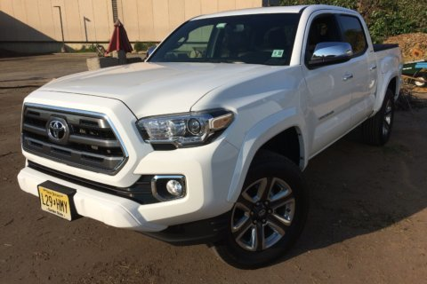 2018 Toyota Tacoma: A versatile, midsize truck that is ready to go anywhere