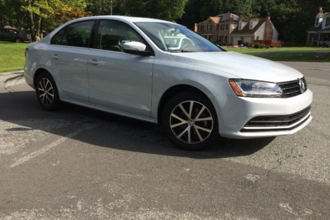 Volkswagen Jetta: A spacious, affordable compact sedan