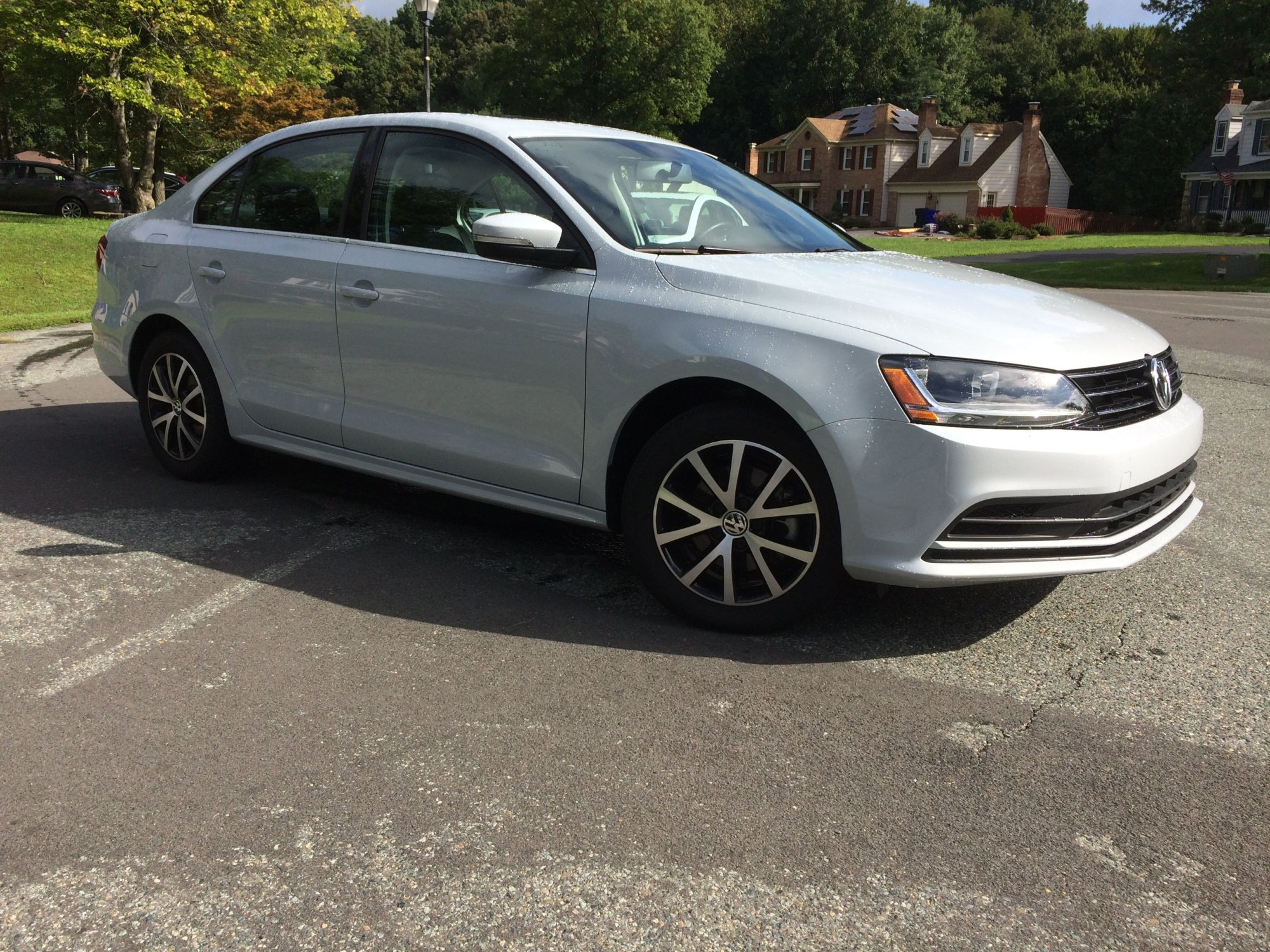 Volkswagen Jetta A Spacious Affordable Compact Sedan Wtop