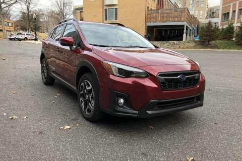 2018 Subaru Crosstrek: A more refined subcompact crossover