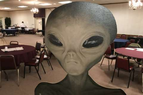 Investigating 'what the heck is going on': Science, evidence at center of Md. UFO conference