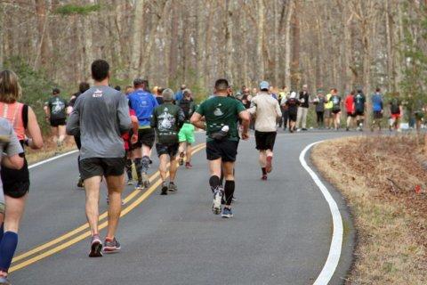 Marine Corps' 17.75k race OK'd to run in wind-ravaged Va. park
