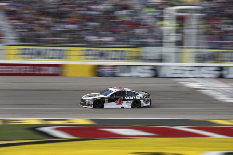 Kevin Harvick Docked Playoff Points For Illegal Winning Car Wtop