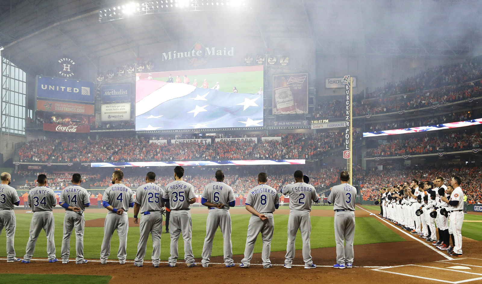 Minute Maid Park, the home of the defending World Series Champion Houston Astros, comes in at No. 23. The average cost is $59.17. File. (AP Photo/Pat Sullivan)