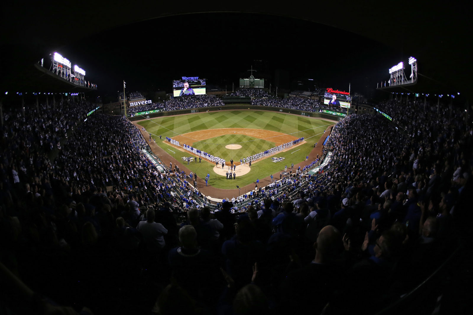 Wrigley Field is one of the most iconic stadiums in sports, but it has undergone some major changes in recent years. It comes in at No. 9 on the list with an average cost of $76.17. File. (AP Photo/Kiichiro Sato)