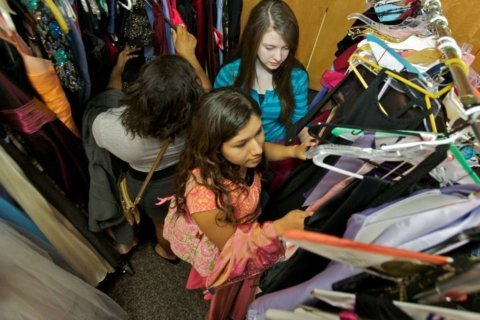 Reston Community Center to hold annual prom dress giveaway