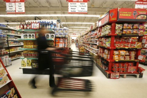 Giant's parent company wants fewer toxic chemicals in food packaging, beauty products