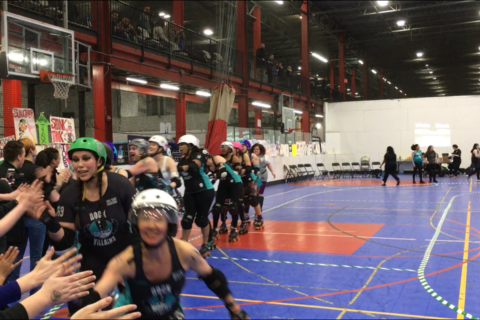 Free State Roller Derby season opener celebrates team's growth
