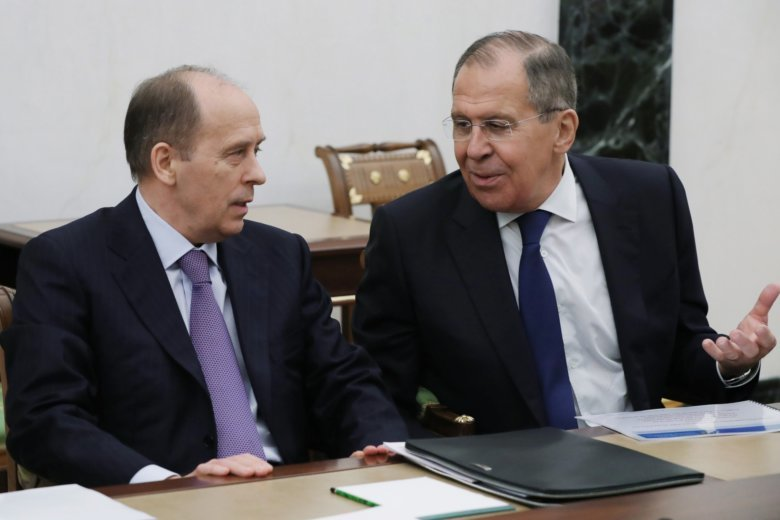 Moscow will expel British diplomats, says Russian Foreign Minister Sergei Lavrov