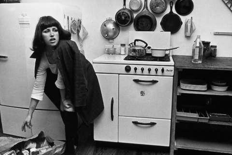Electrifying exhibit showcases domestic dilemmas facing women