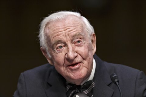 Former Supreme Court Justice John Paul Stevens dies at 99